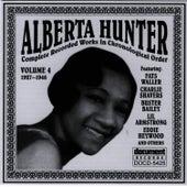 Alberta Hunter Vol. 4 (1927-c. 1946) by Alberta Hunter
