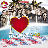 I Love Bachata 2013 - 19 Bachata Superhits (100% Dominican Bachata Hits) von Various Artists
