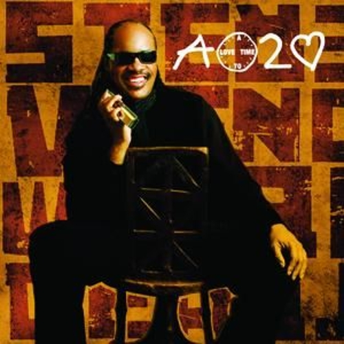 A Time To Love by Stevie Wonder