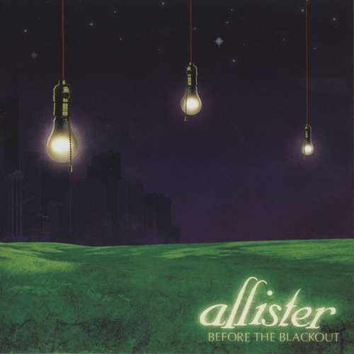 Before The Blackout by Allister