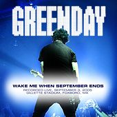 Wake Me Up When September Ends de Green Day