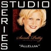 Alleluia [Studio Series Performance Track] by Performance Track - Sandi Patty