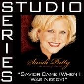 Savior Came [Studio Series Performance Track] by Performance Track - Sandi Patty