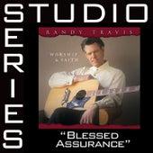 Blessed Assurance [Studio Series Performance Track] by Performance Tracks - Randy Travis