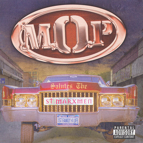 Salutes The St. Marxmen by M.O.P.