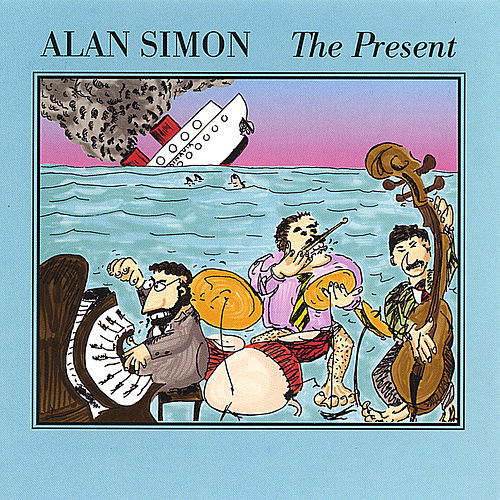THE  PRESENT by Alan Simon