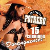 15 Corridos Duranguenses by Banda Potrero