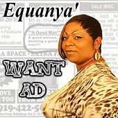 Want Ad by Equanya