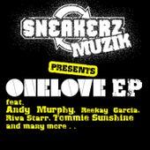 Sneakerz MUZIK Presents One Love von Andy Murphy