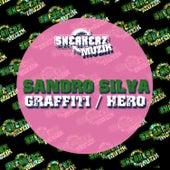 Graffiti / Hero von Sandro Silva