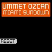 Miami Sundown von Ummet Ozcan