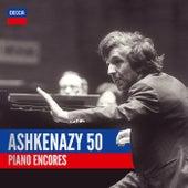 Ashkenazy 50: Piano Encores de Vladimir Ashkenazy