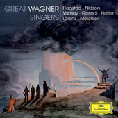 Great Wagner Singers by Kirsten Flagstad