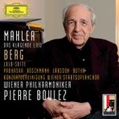Mahler: Das klagende Lied / Berg: Lulu-Suite von Dorothea Röschmann