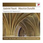 Fauré: Requiem Op. 48 & Duruflé: Requiem Op. 9 by Andrew Davis