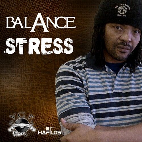 Stress - Single by Balance (Rap)