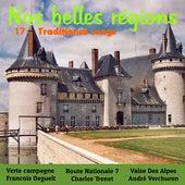 Nos belles régions by Various Artists