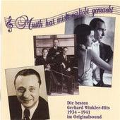 """""""Musik hat mich verliebt gemacht"""" und andere Gerhard Winkler-Hits (Vol. 2) im Originalsound 1935 bis 1941 by Various Artists"""