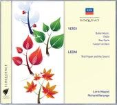 Verdi: Ballet Music;  Leoni: The Prayer & The Sword by Cleveland Orchestra