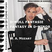 Fantasy in D-Minor , Fantasie in D-Moll (feat. Roger Roman) by Anastasi