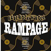 Rare Rock 'N' Roll Rampage by Various Artists