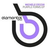 Purple Forms EP by Michele Cecchi