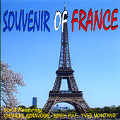 Souvenir Of France - Vol.Three by Various Artists