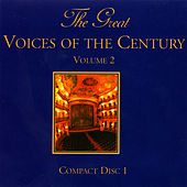 The Great Voices Of The Century Volume Four by Various Artists
