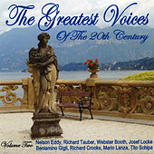 The Greatest Voices Of The 20th Century - Vol. Two by Various Artists