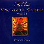 The Great Voices Of The Century Volume Five by Various Artists