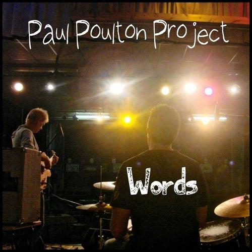 Words de Paul Poulton Project