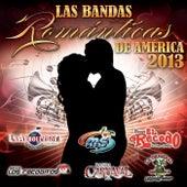 Las Bandas Románticas De América 2013 de Various Artists
