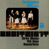 Babitzin'it Konsertissa (Live) von Various Artists