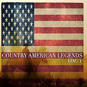 Country American Legends Vol. 1 - 30 Original Recordings by Various Artists