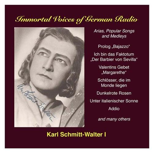 Karl Schmitt-Walter, Vol. 1: Opera, Operetta and Song by Karl Schmitt-Walter