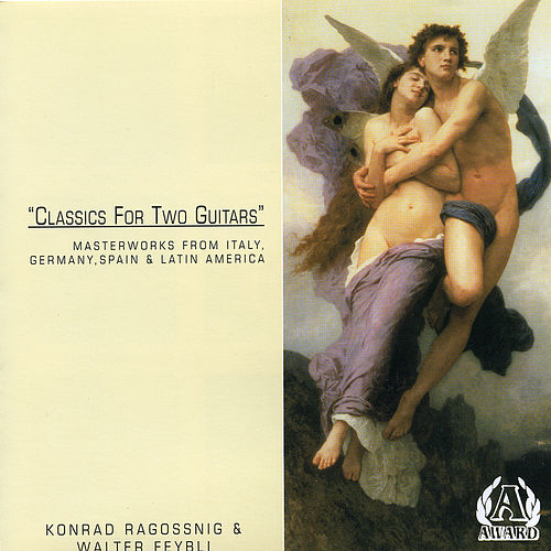 Classics For Two Guitars - Masterworks From Italy, Germany, Spain & Latin America by Konrad Ragossnig