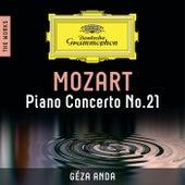 Mozart: Piano Concerto No. 21 – The Works fra Géza Anda