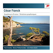 Franck: Symphony in D Minor; Symphonic Variations for Piano and Orchestra by Wiener Philharmoniker