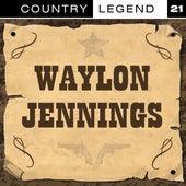 Country Legend Vol. 21 de Waylon Jennings