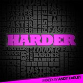 Harder Mixed By Andy Farley - EP by Various Artists