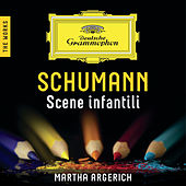 Schumann: Scene infantili – The Works di Martha Argerich