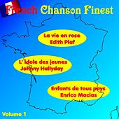 French Chanson Finest, Vol. 1 de Various Artists