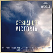 Gesualdo / Victoria - Responsories And Lamentations For Holy Saturday by Tenebrae