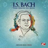 J.S. Bach: Three Preludes for Organ (Digitally Remastered) by Eberhard Kraus