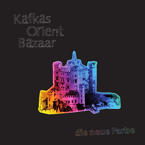Die Neue Farbe von Kafkas Orient Bazaar