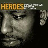 Heroes von Donald Harrison