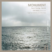 Bach (Transcribed by Kurtág) & Bartók: Monument by Inge Spinette