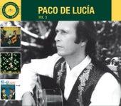 Caja Paco De Lucía Vol.3 de Paco de Lucia