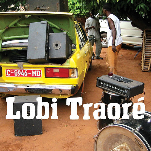 The Lobi Traore Group by Lobi Traore