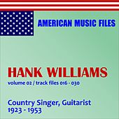 Hank Williams - Volume 2 by Hank Williams